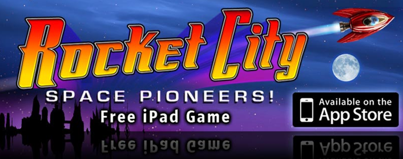 Rocket City Space Pioneers iPad Game