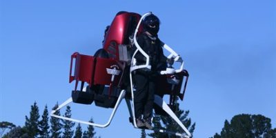 First practical jetpack